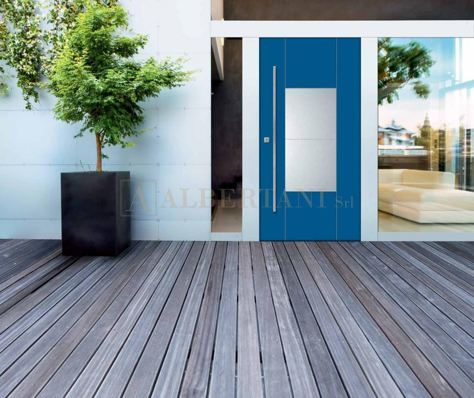 Porta Blindata Sleek Di Dierre Albertani S R L